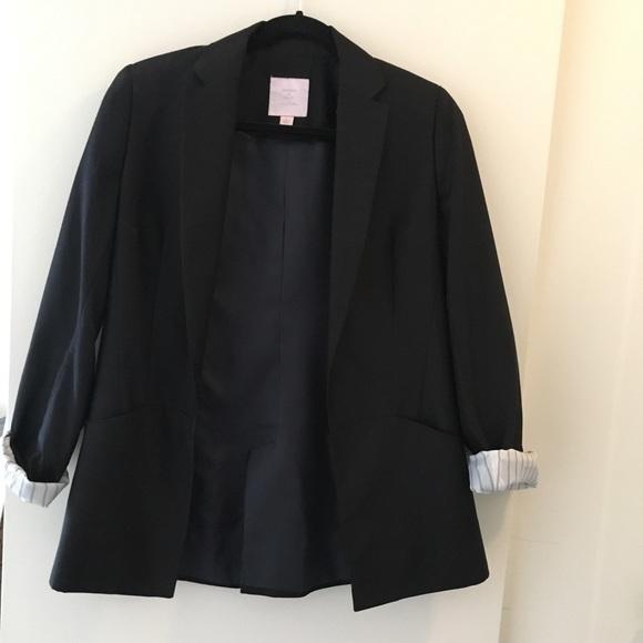 """Romeo & Juliet Couture Jackets & Blazers - Romeo & Juliet oversized """"boyfriend"""" blazer"""